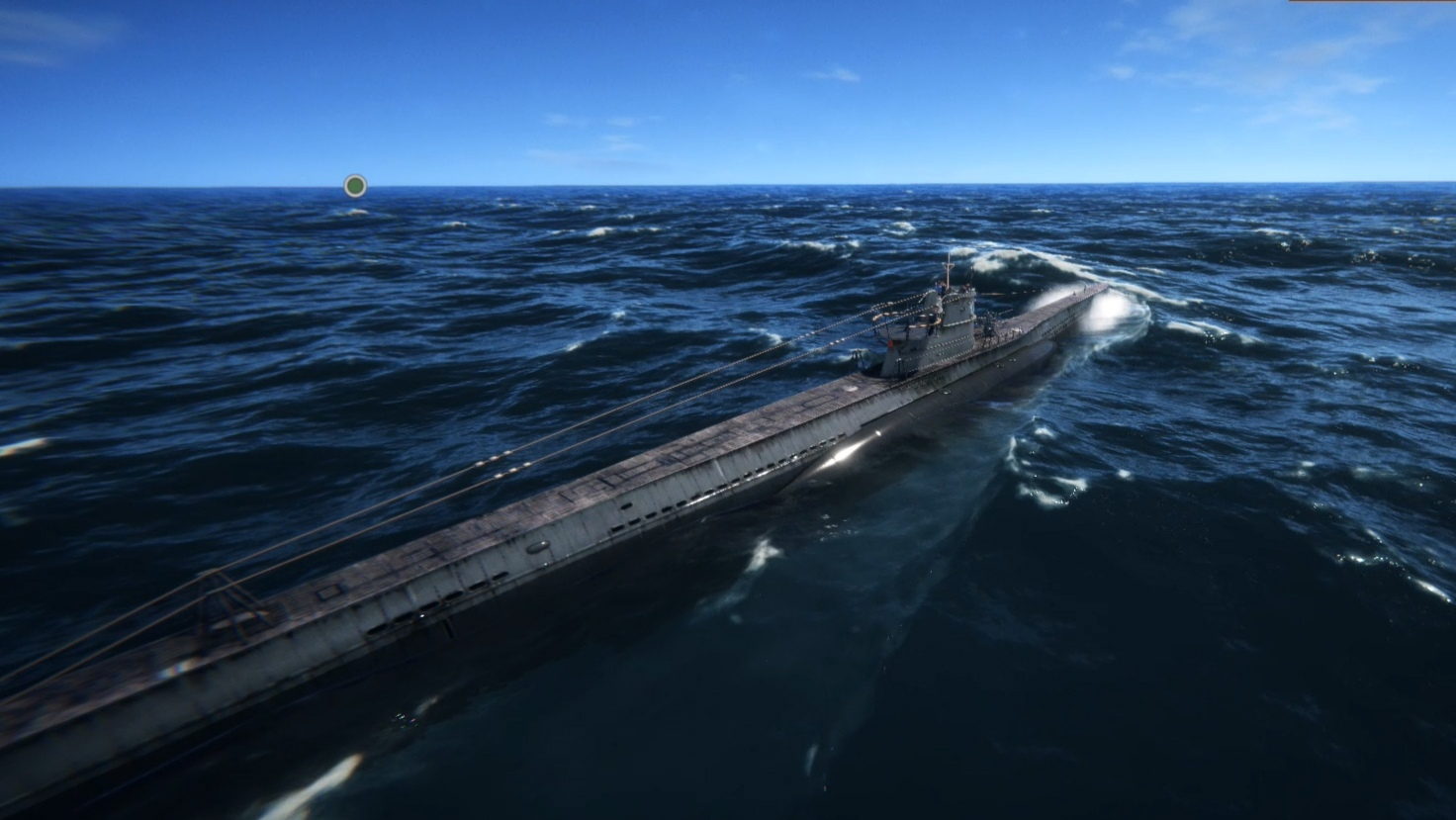 Simulátor ponorky Uboat vyjde krabicově v Early Access