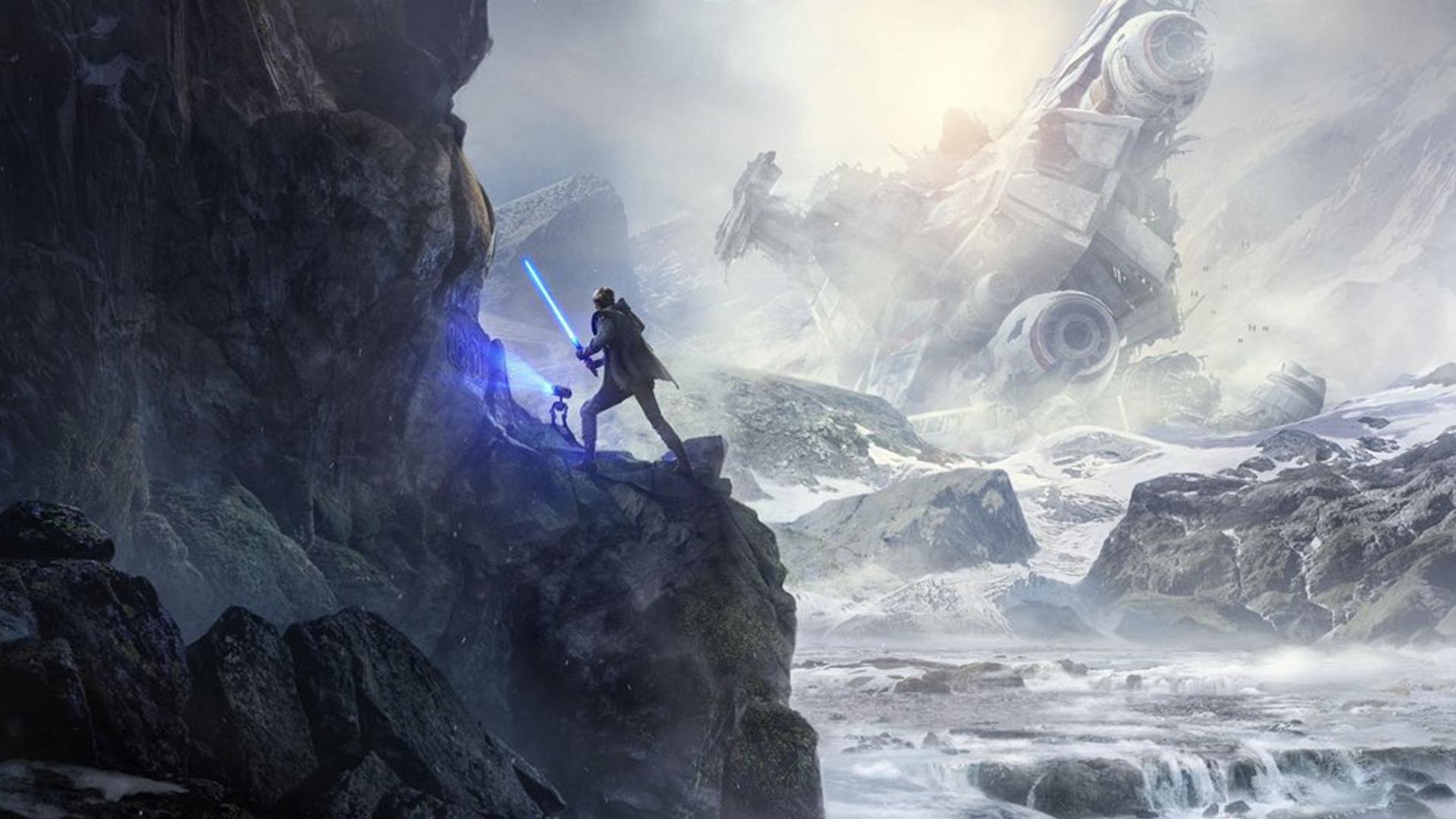 Představeno Star Wars Jedi Fallen Order + datum vydání