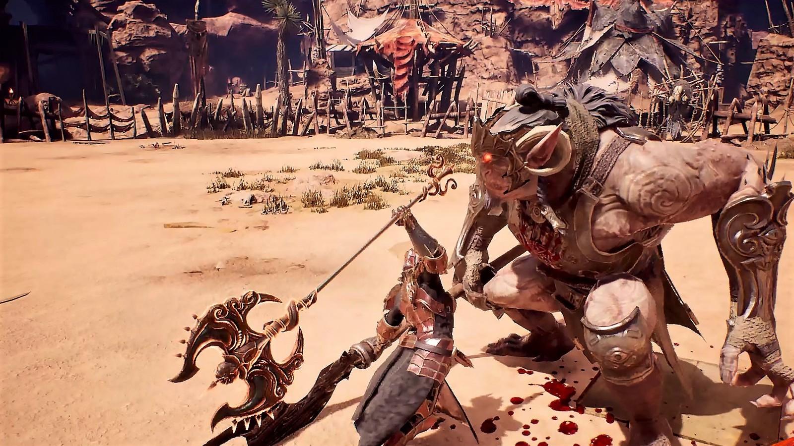 Ratingová organizace ohodnotila MMO Bless Unleashed na PS4