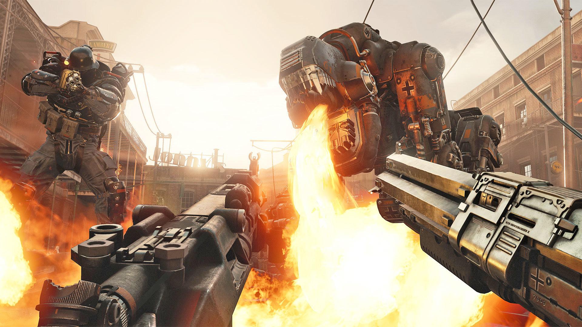 Wolfenstein Cyberpilot vyjde taktéž v létě