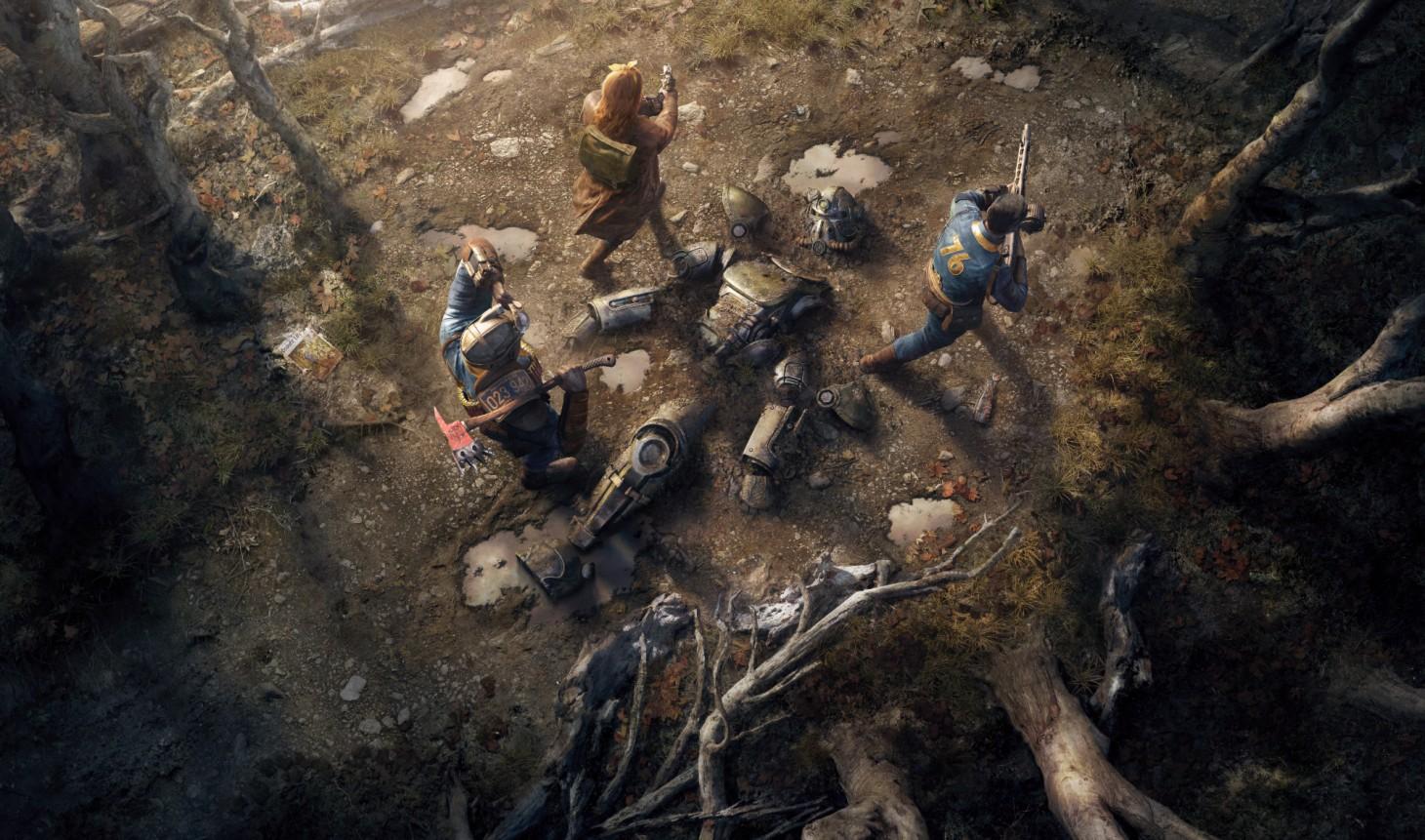 Mikrotransakce ve Fallout 76 již nenabízí pouze kosmetické předměty
