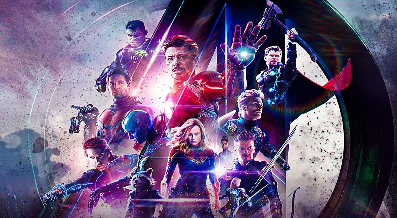 Pozvánka do kina: Avengers Endgame