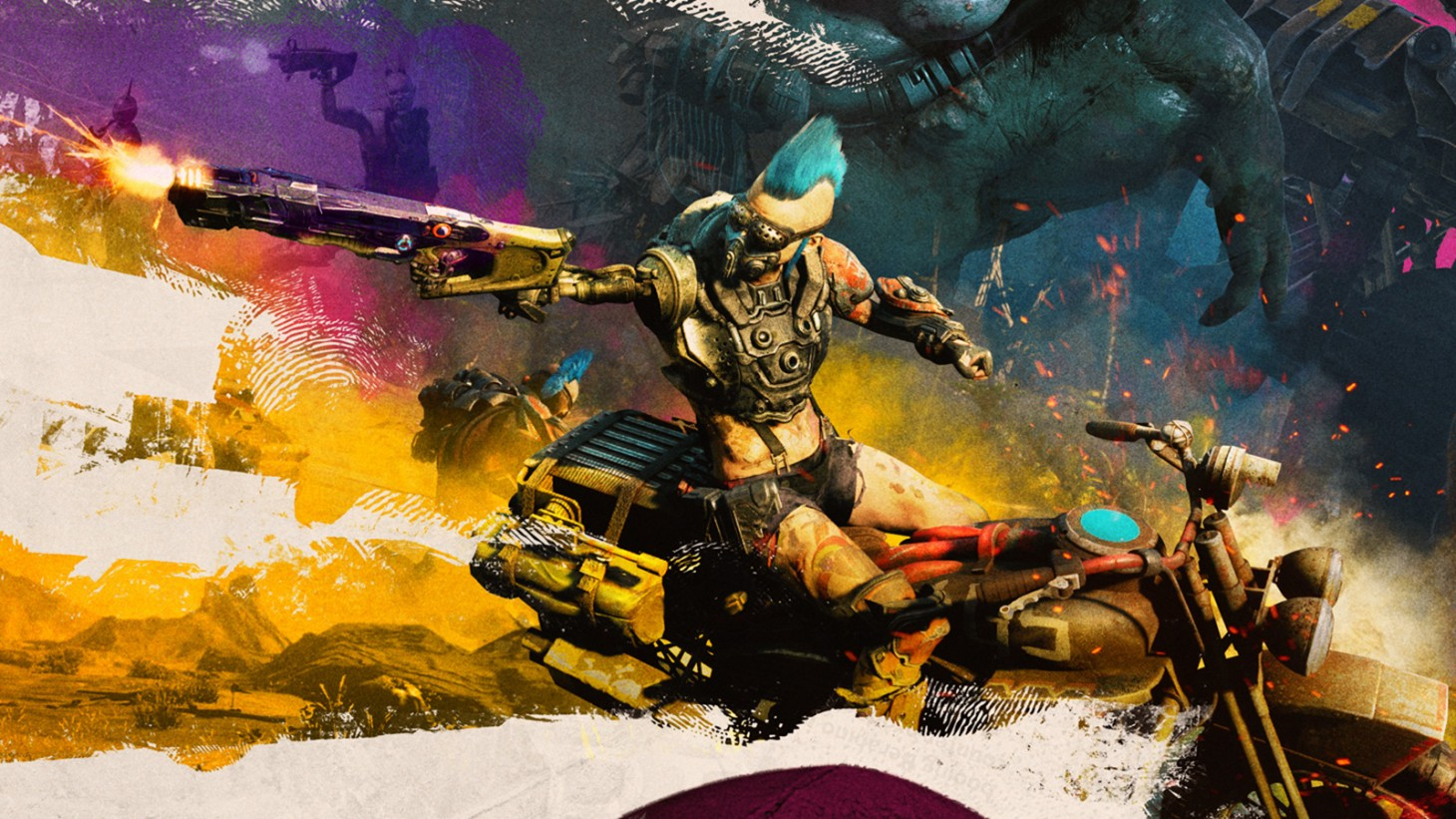 Rage 2 v novém traileru a gameplay videu