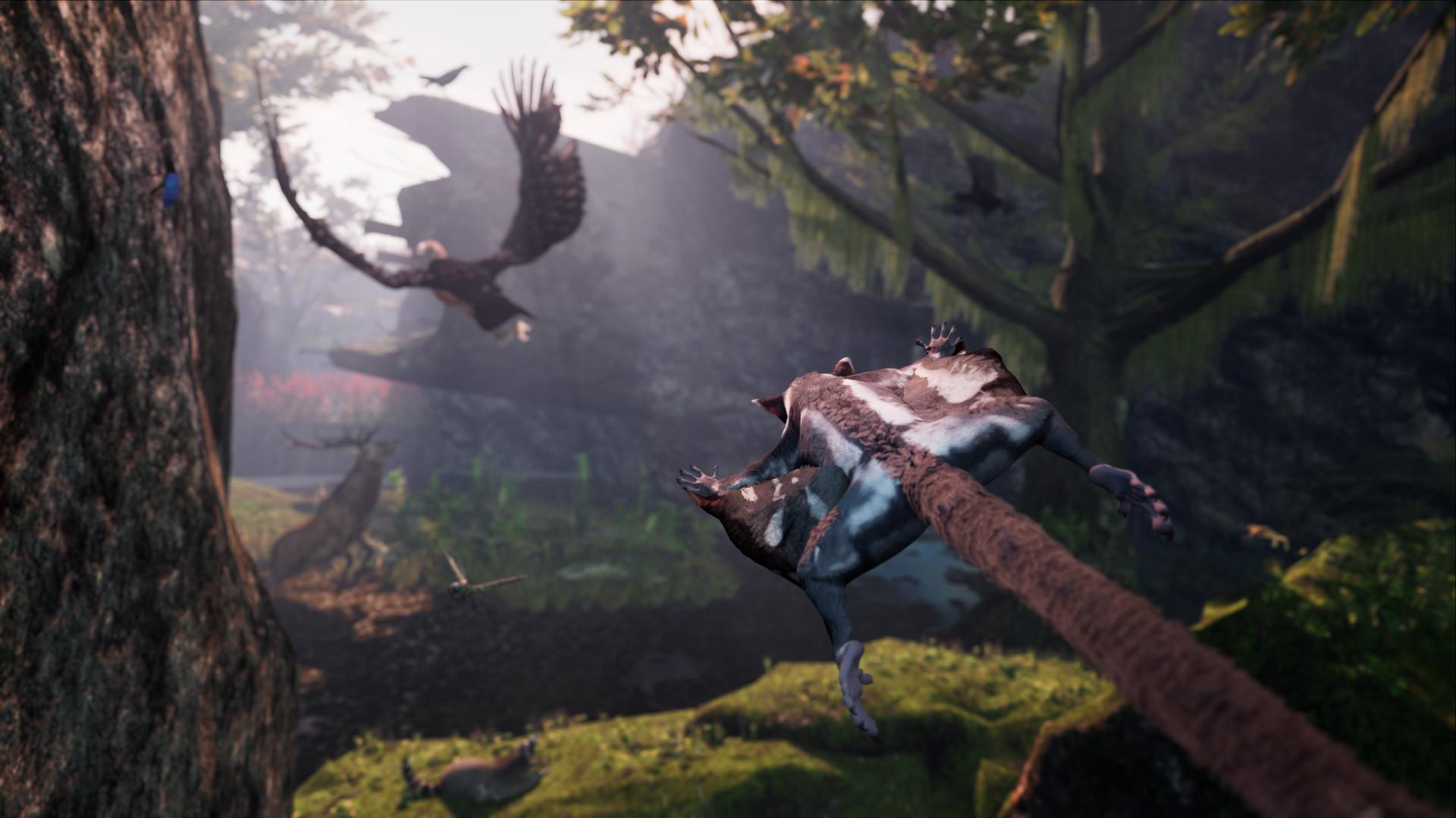 Oznámeno Away: The Survival Series pro PS4