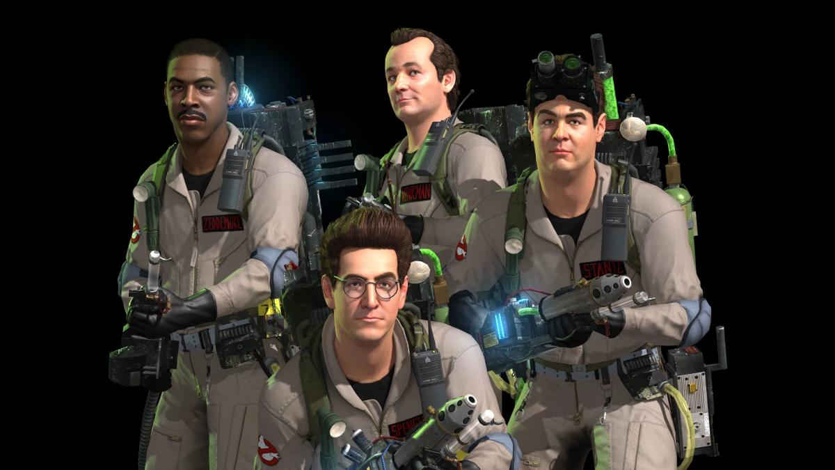 Ghostbusters: The Video Game čeká remaster