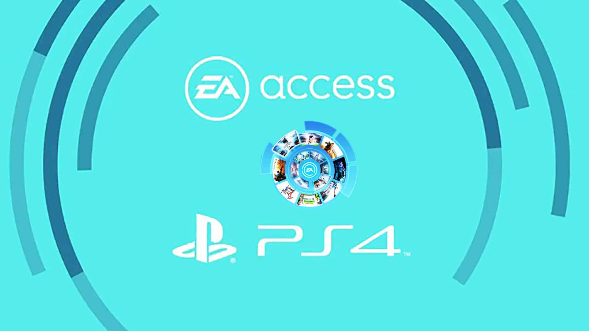 Oznámeno EA Access pro Playstation 4