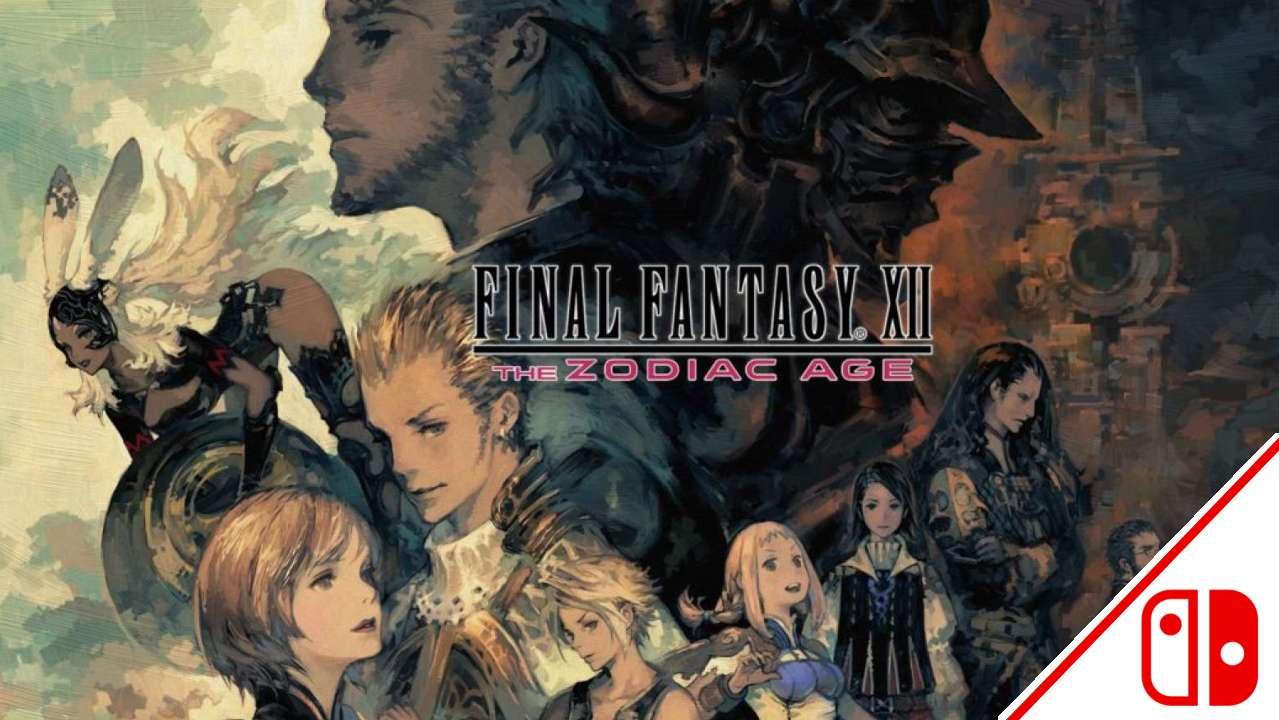 Final Fantasy XII: The Zodiac Age – Recenze (Nintendo Switch)