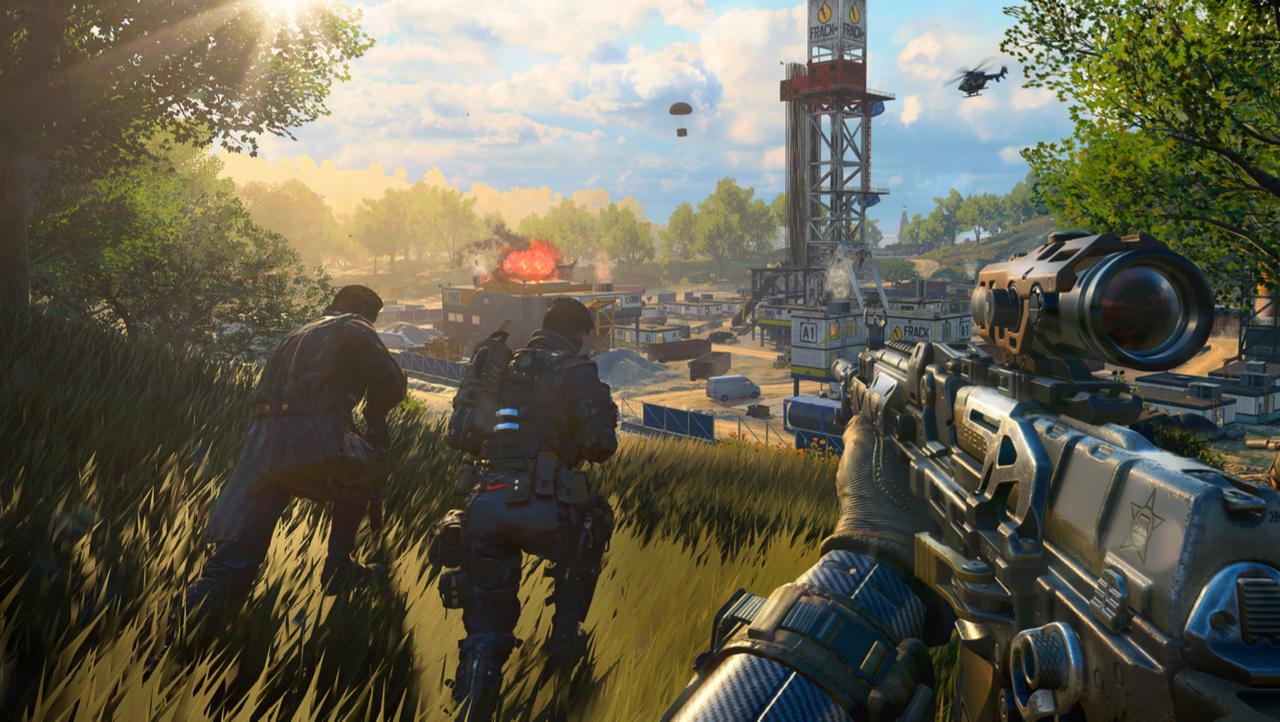 Black Ops 5 bude novým dílem Call of Duty pro rok 2020