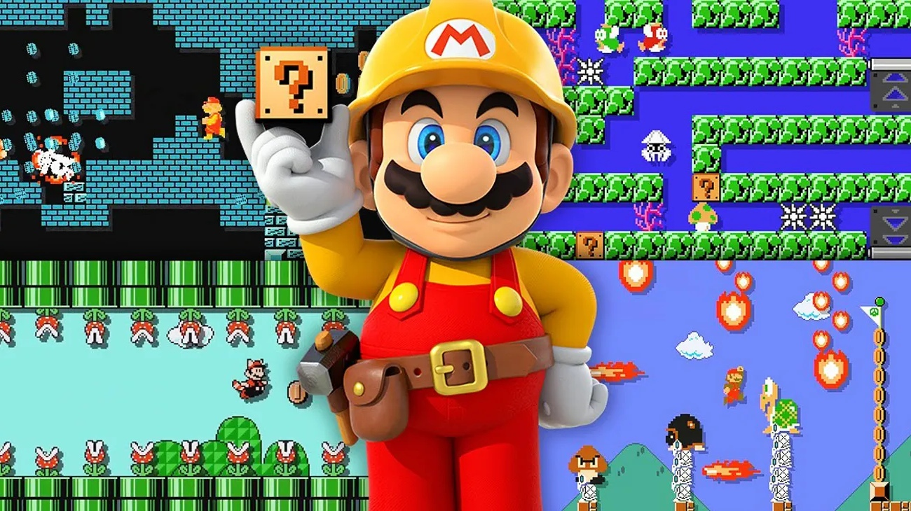 Super Mario Maker 2 si online zahrajete pouze s náhodnými hráči