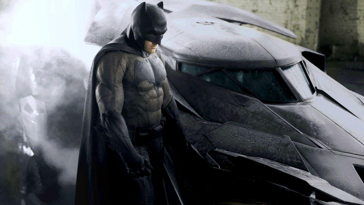 Film The Batman se zřejmě zdrží