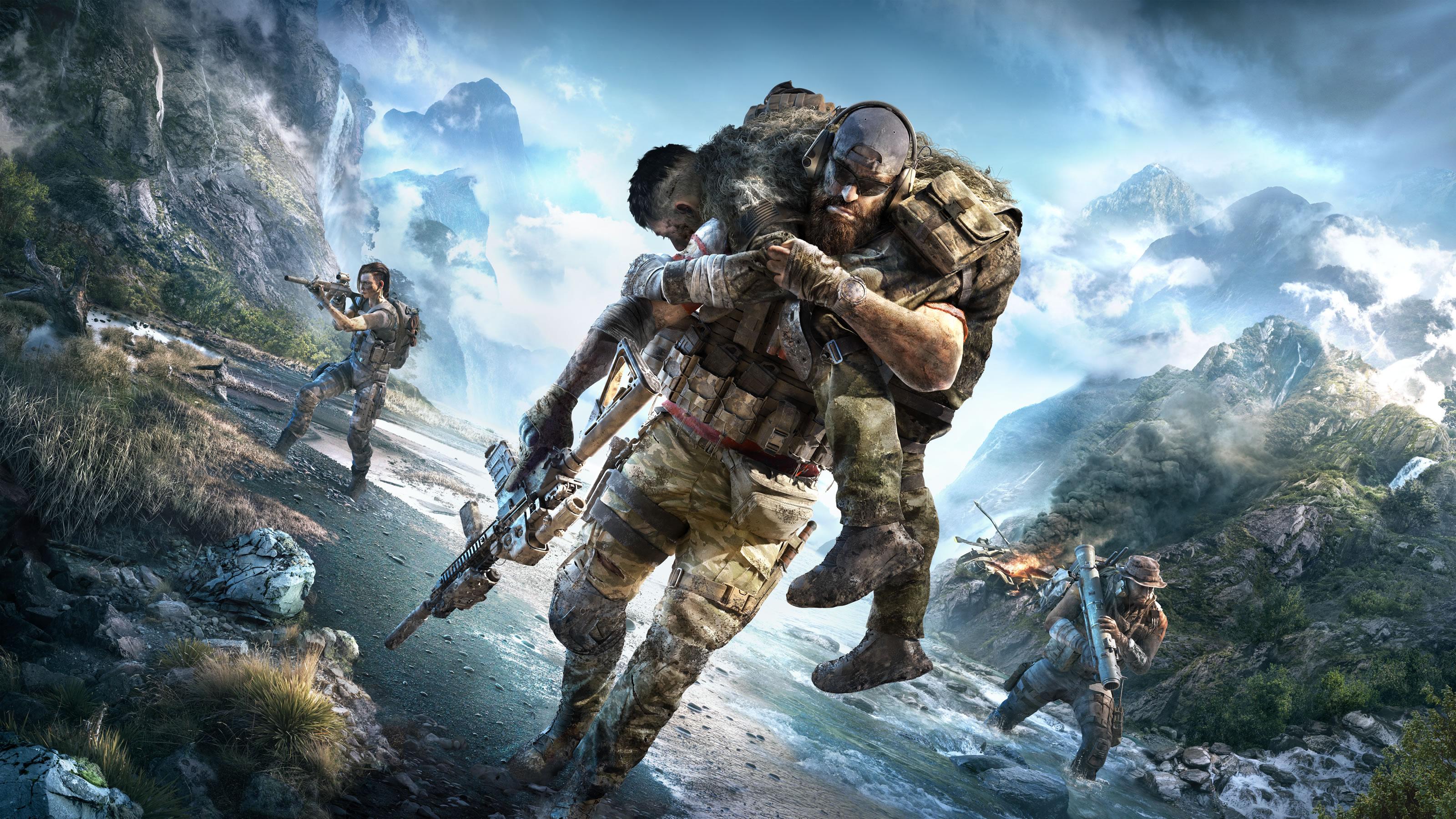 Tom Clancy's Ghost Recon: Breakpoint oficiálně oznámen + první záběry ze hry