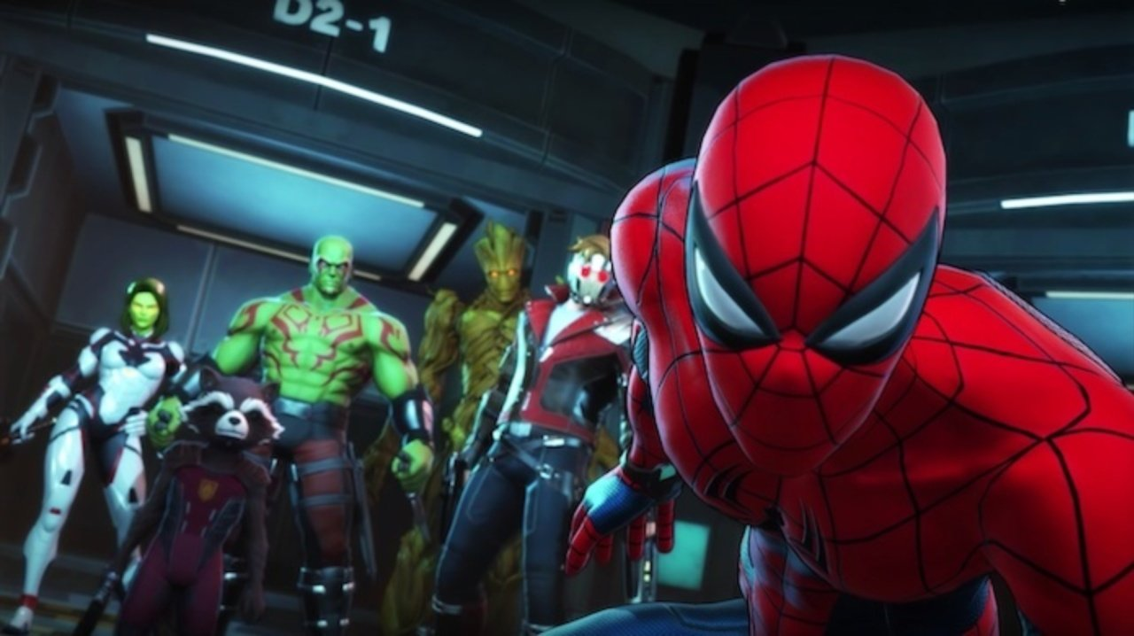 Marvel Ultimate Alliance 3: The Black Order v nových 7 minutách gameplay záběrů