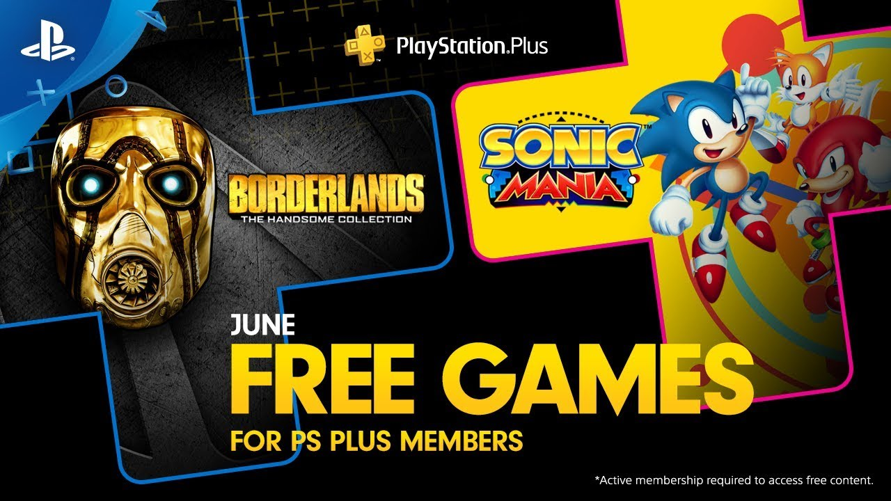 Oznámena červnová nabídka Playstation Plus