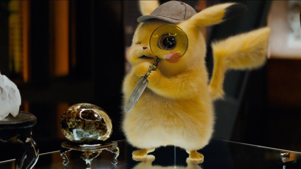 Pozvánka do kina: Pokémon: Detective Pikachu