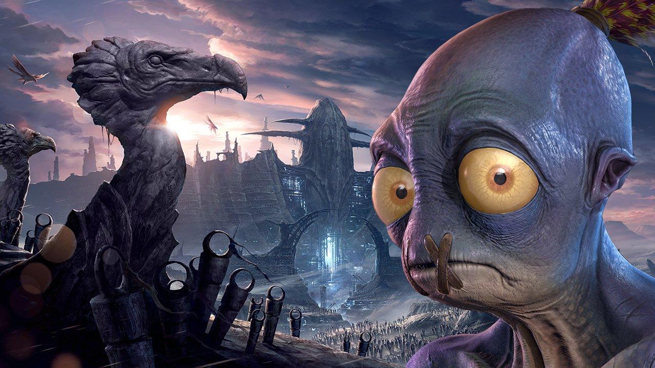 Oddworld: Soulstorm se dočkáme začátkem příštího roku