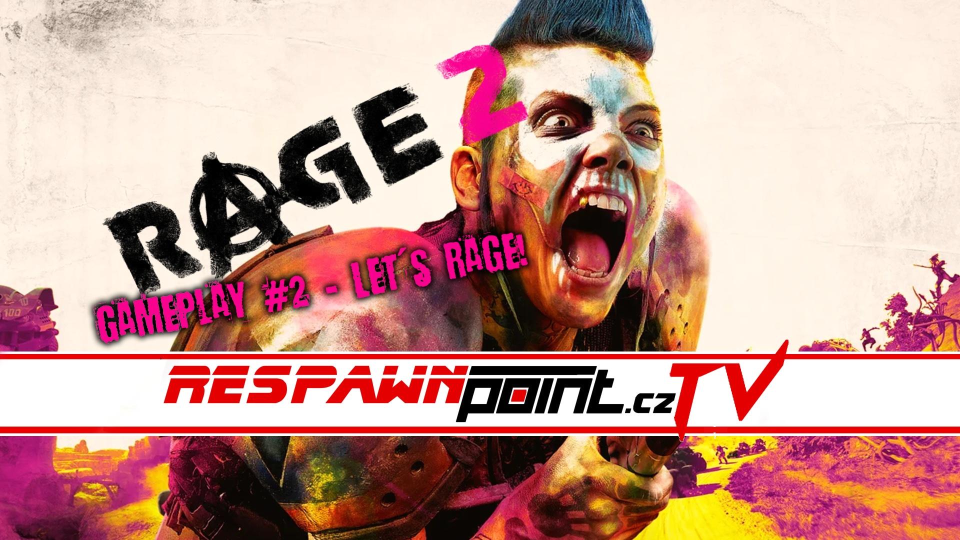 RAGE 2 – Gameplay #2 Let's Rage!