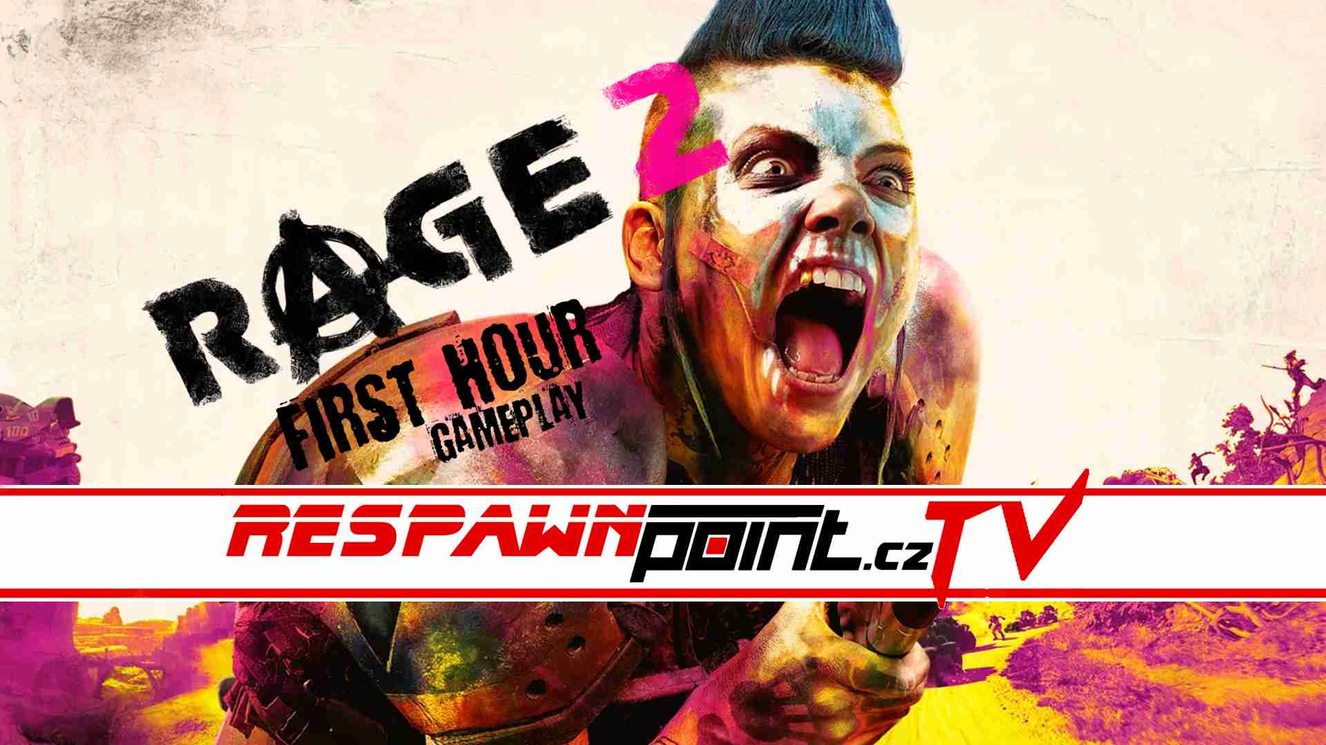 RAGE 2 – First Hour Gameplay