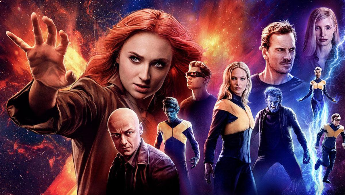 X-Men: Dark Phoenix v kinech zcela propadl