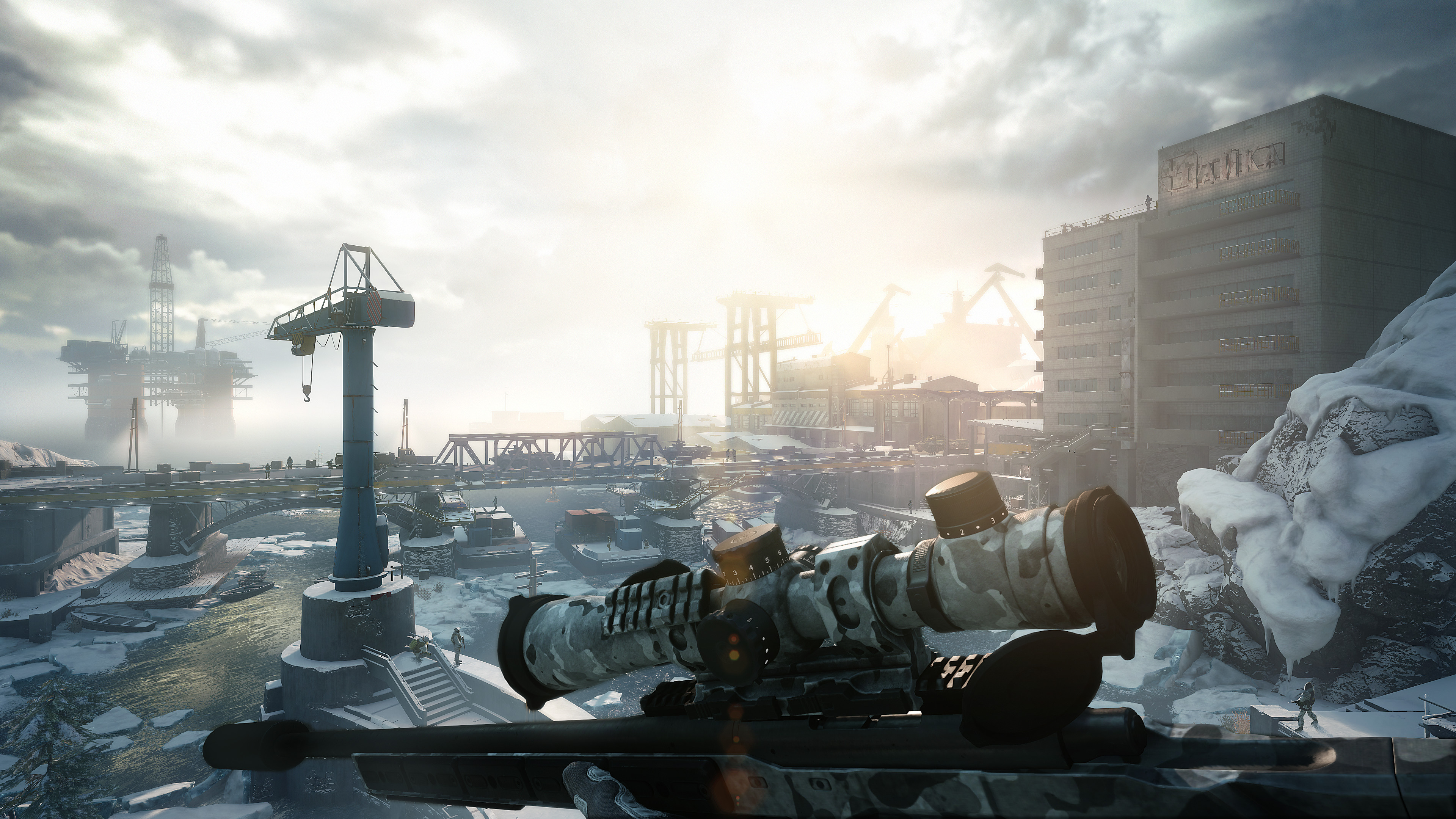 Nové informace a gameplay video z Sniper Ghost Warrior Contracts