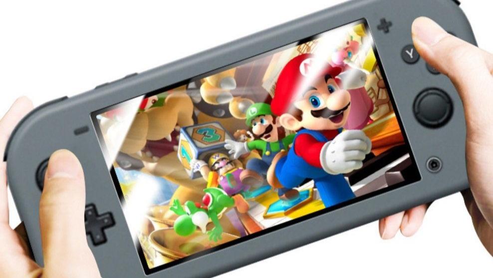 Výrobce příslušenství odhalil novou verzi Nintendo Switch