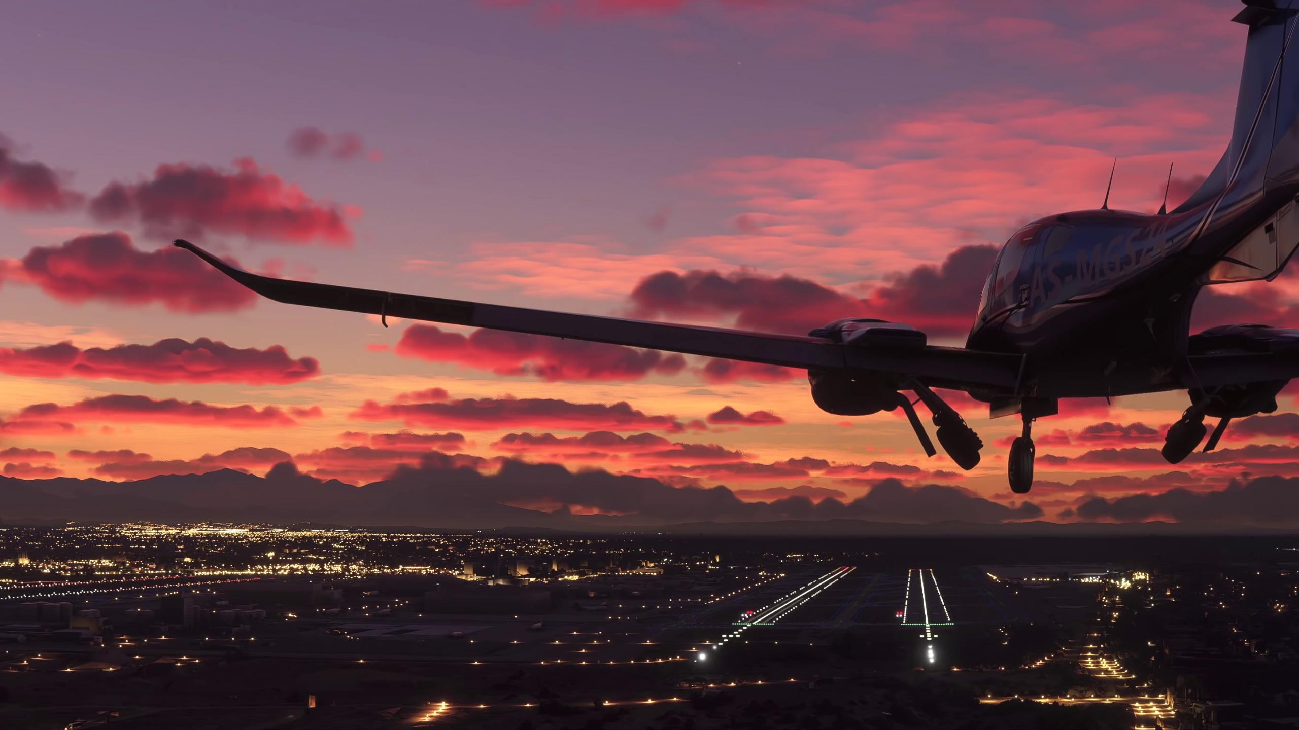 Microsoft Flight Simulator v nových informacích