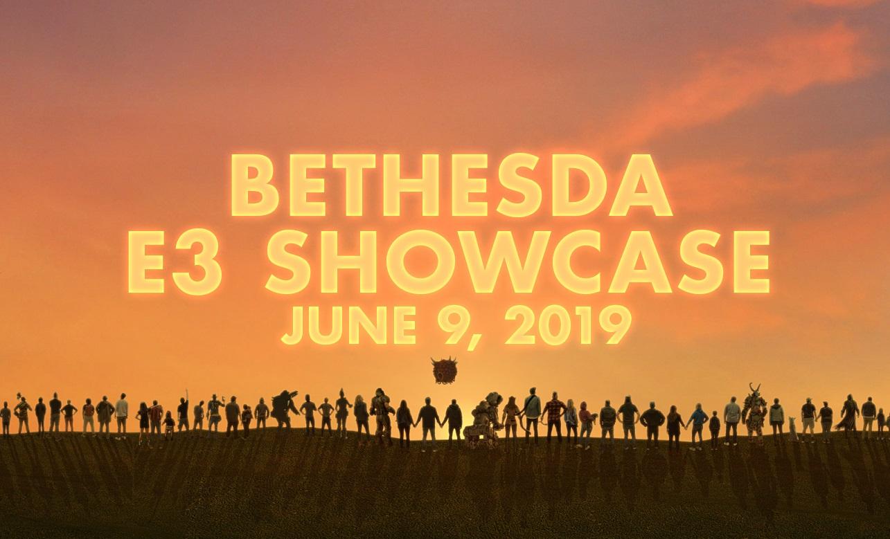 E3 2019 Bethesda Showcase – Report