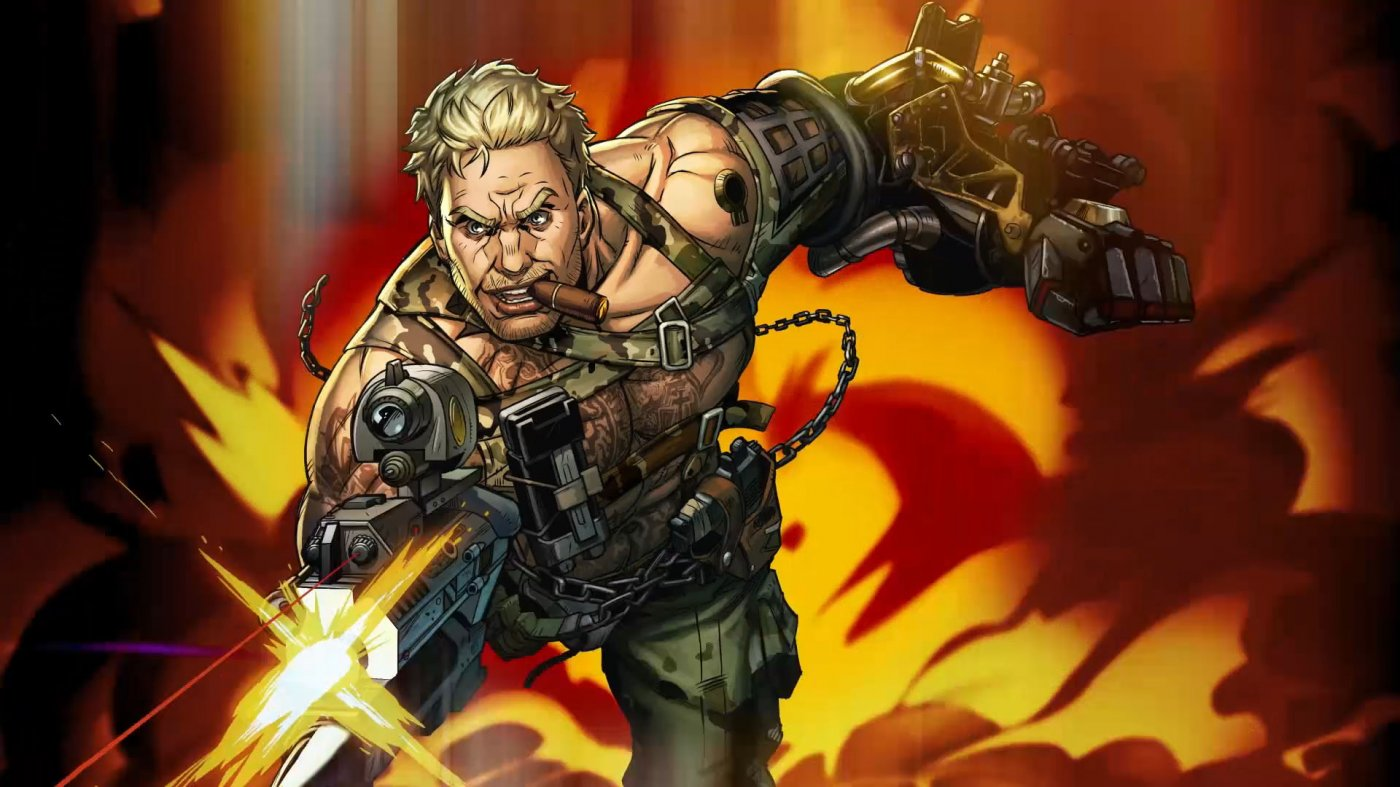 Oznámen nový díl ikonické série Contra