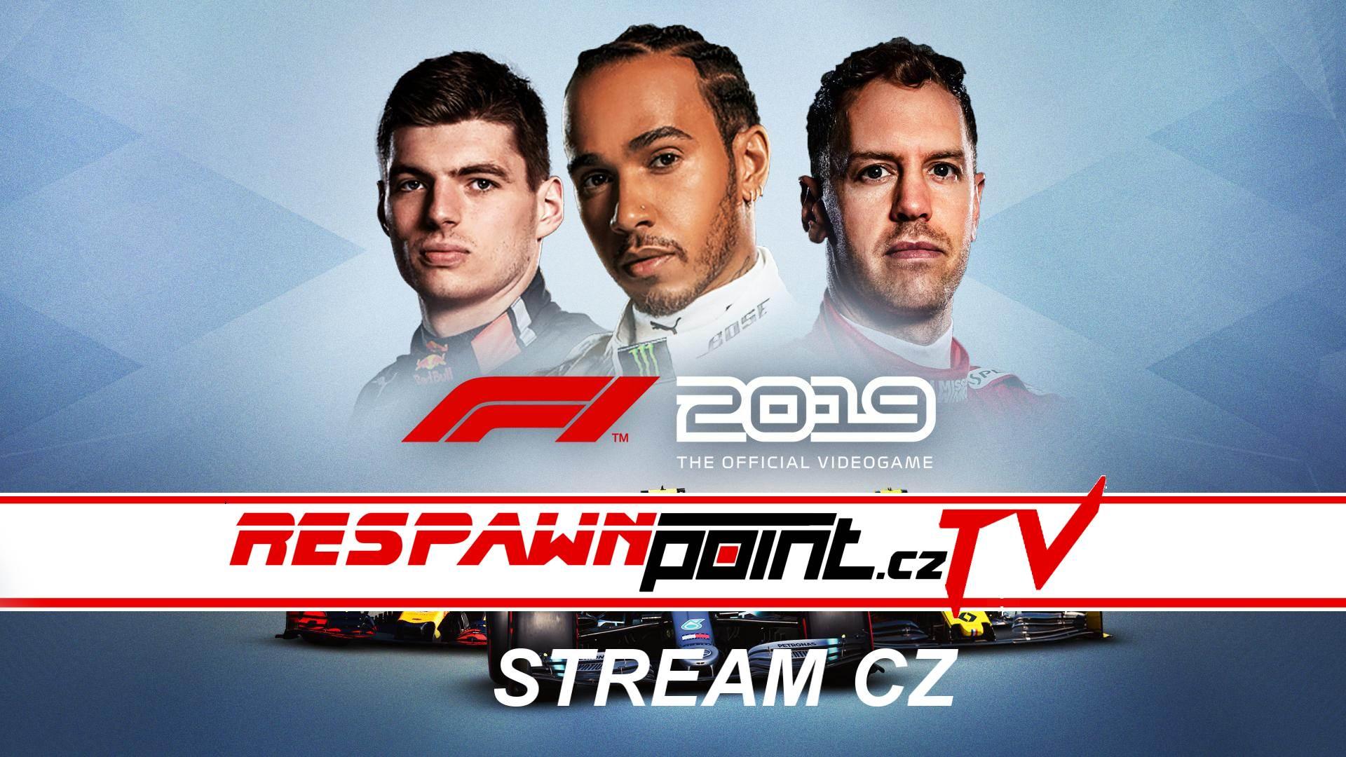 F1 2019 – Stream CZ