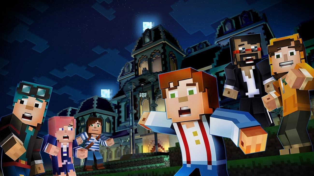 Minecraft Story Mode bude stažen z prodeje