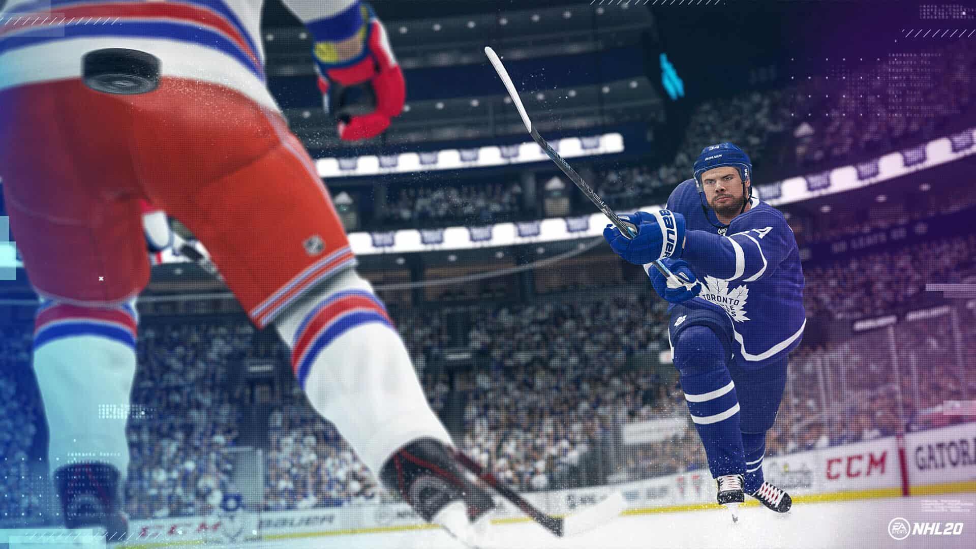 NHL 20 oficiálně představeno, nabídne i BR režim