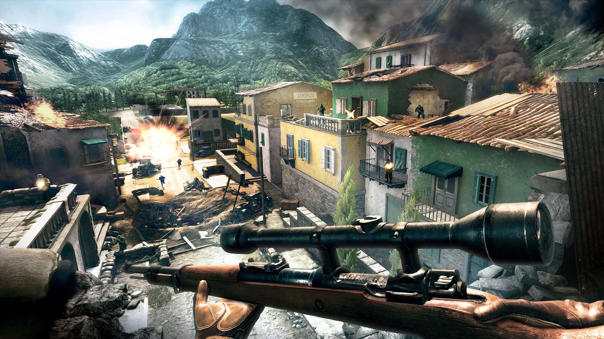 První gameplay ze Sniper Elite VR je tu