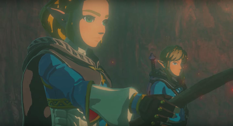 Sequel Legend of Zelda:Breath of the Wild byl v plánu od dokončení prvního dílu