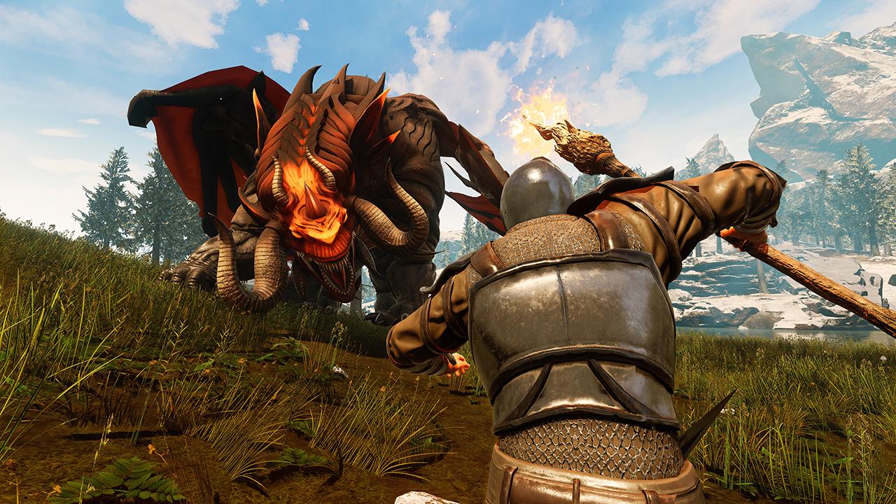 MMO RPG Citadel: Forged with Fire má datum vydání