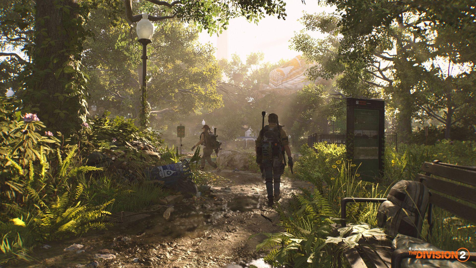 DC Outskirts: Expeditions zamíří koncem měsíce do The Division 2