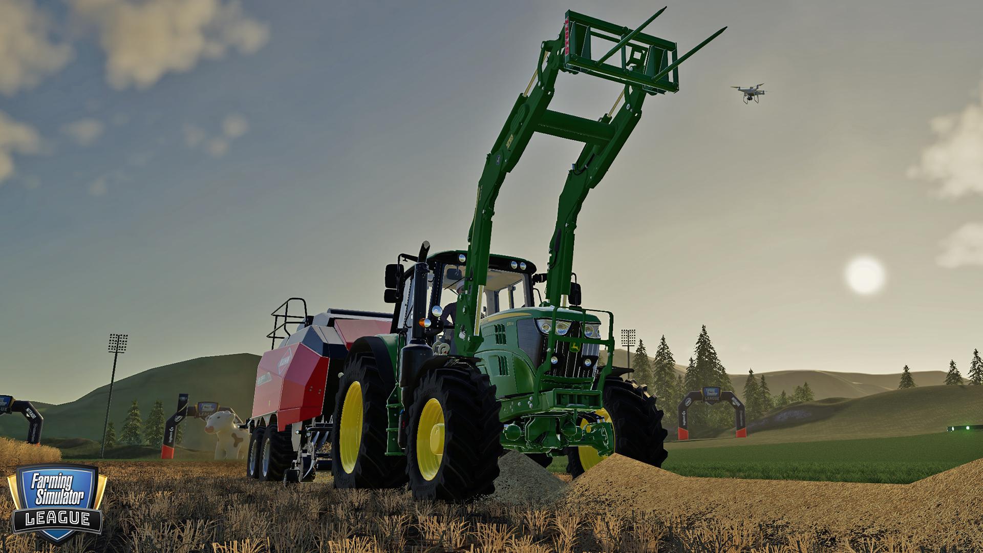 Farming Simulator League bude zahájena na FarmConu