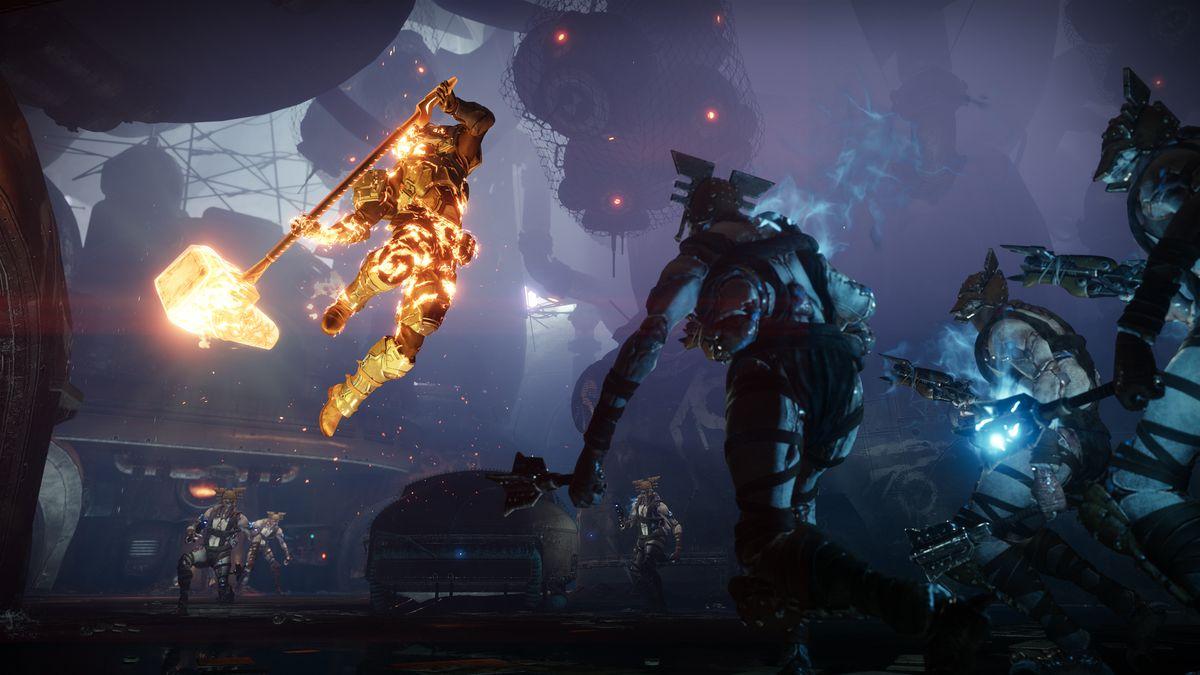 PC verze Destiny 2 se přesune na Steam