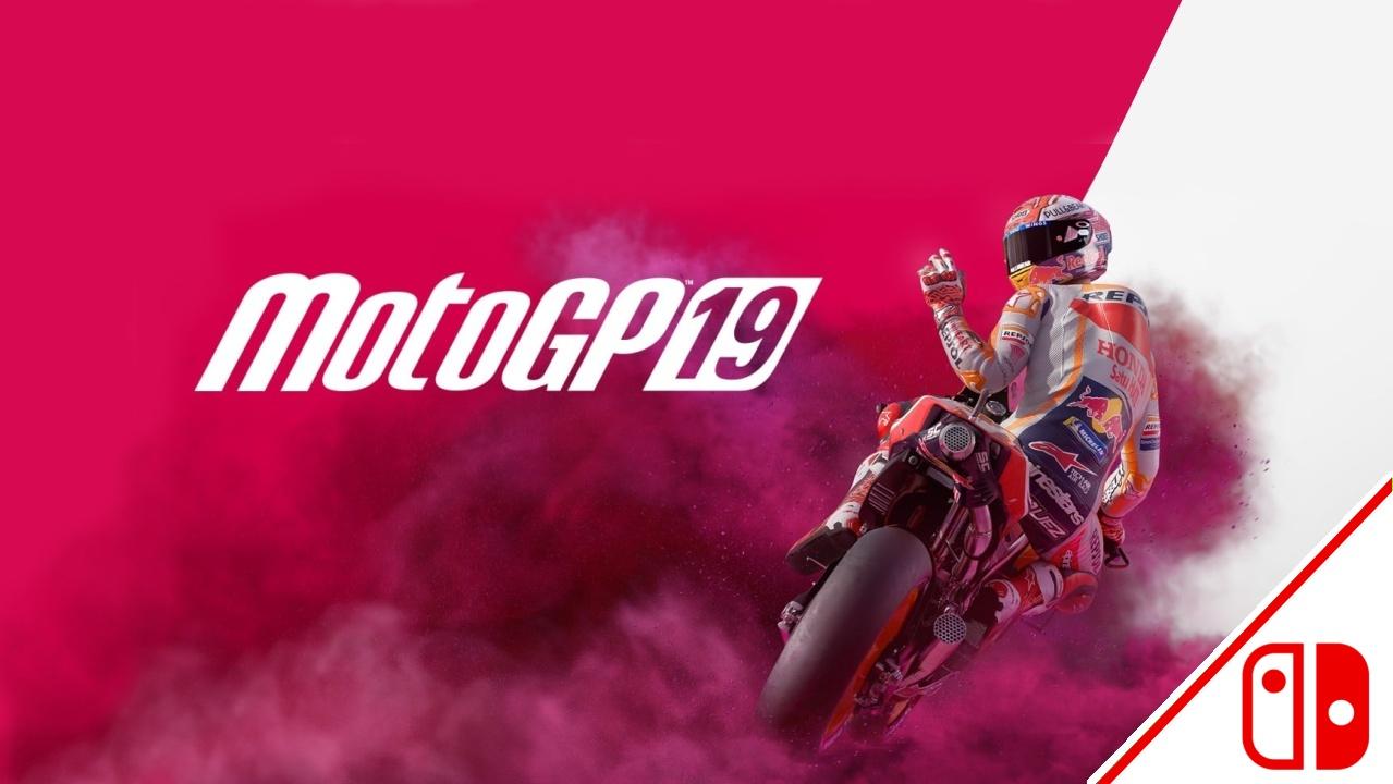 MotoGP 19 Nintendo Switch – Recenze