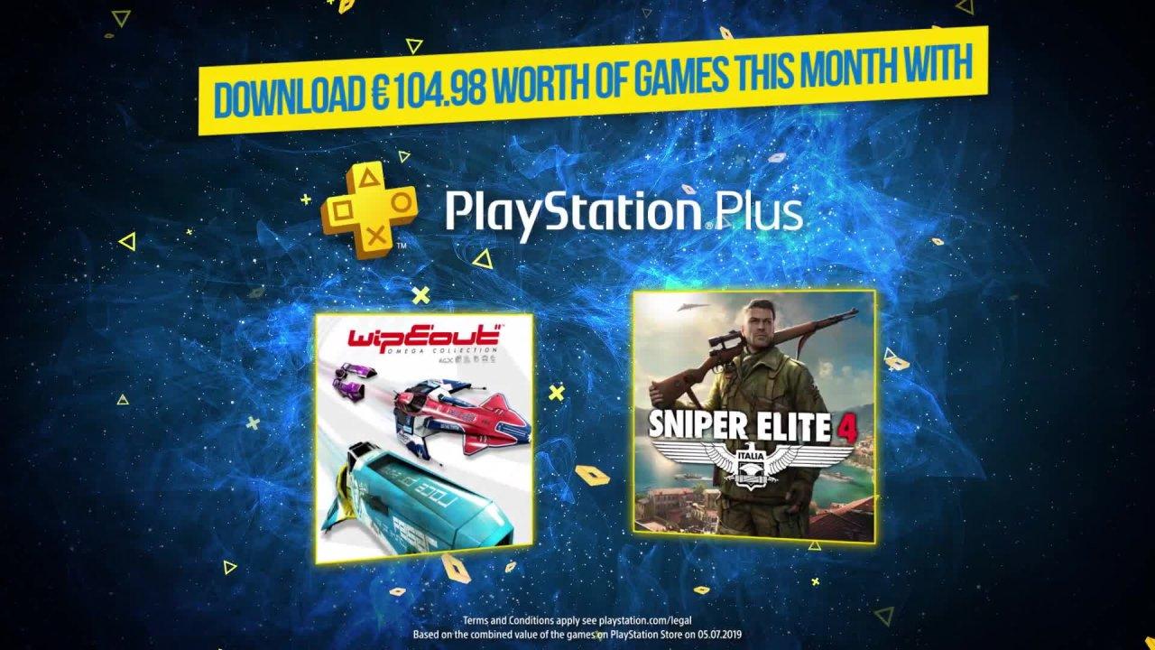 Oznámeny srpnové hry pro Playstation Plus