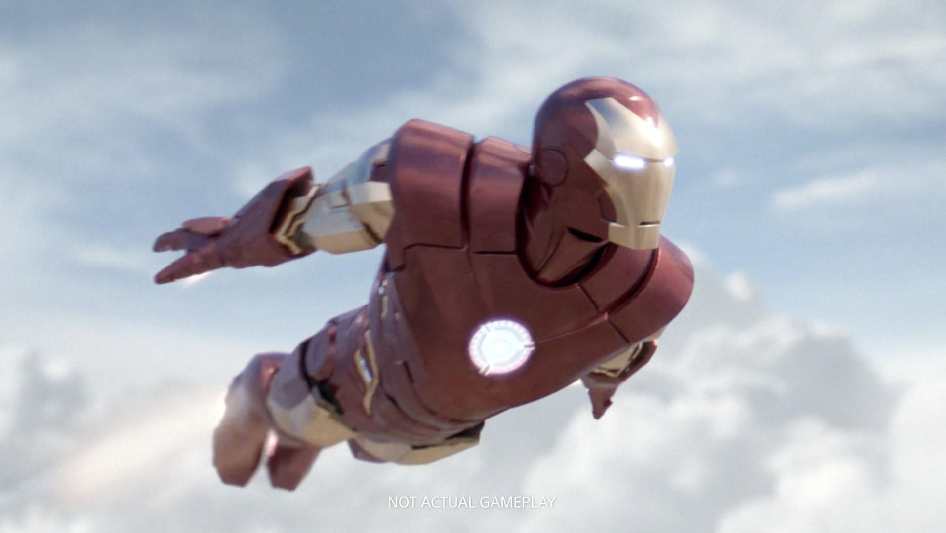 Comic-Con přinesl nové záběry ze hry Iron-Man VR