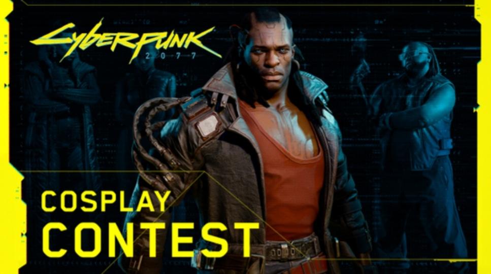 Zapojte se do celosvětově cosplay soutěže se Cyberpunk 2077