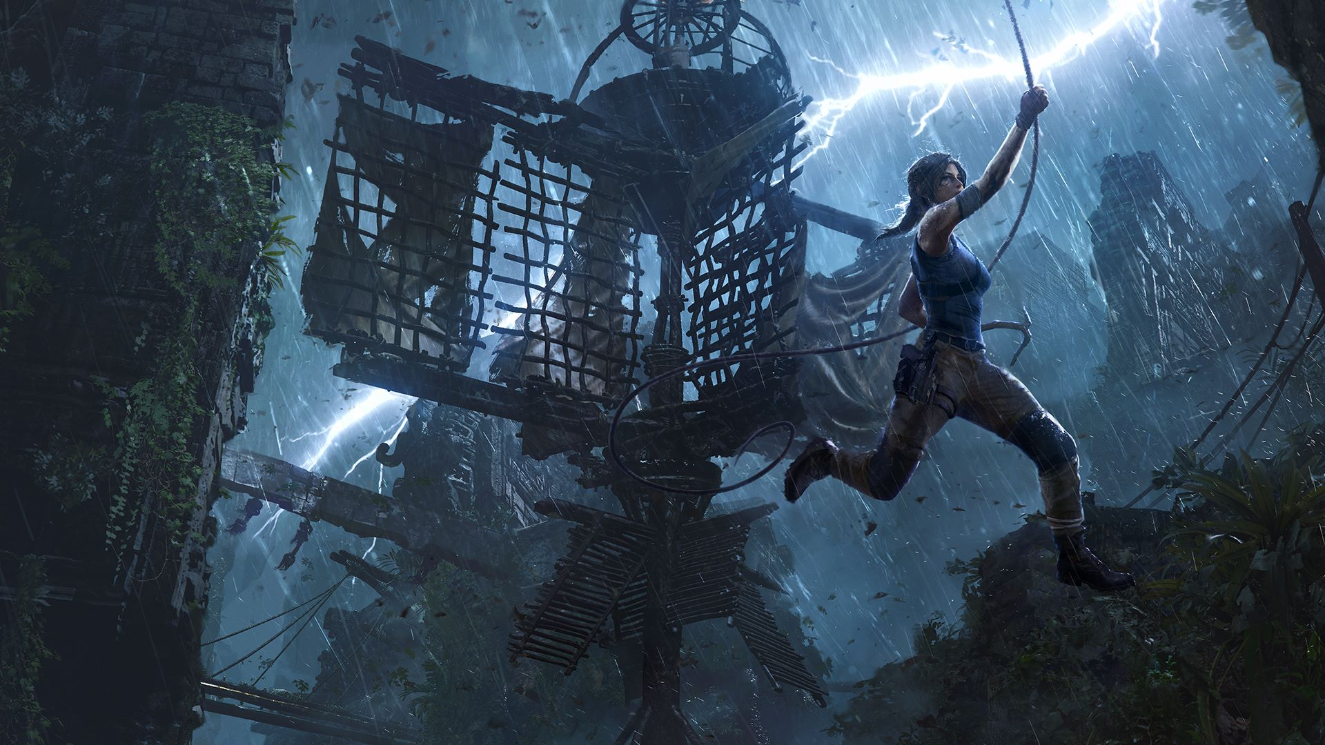 Korejská ratingová organizace ohodnotila Shadow of the Tomb Raider: Definitive Edition
