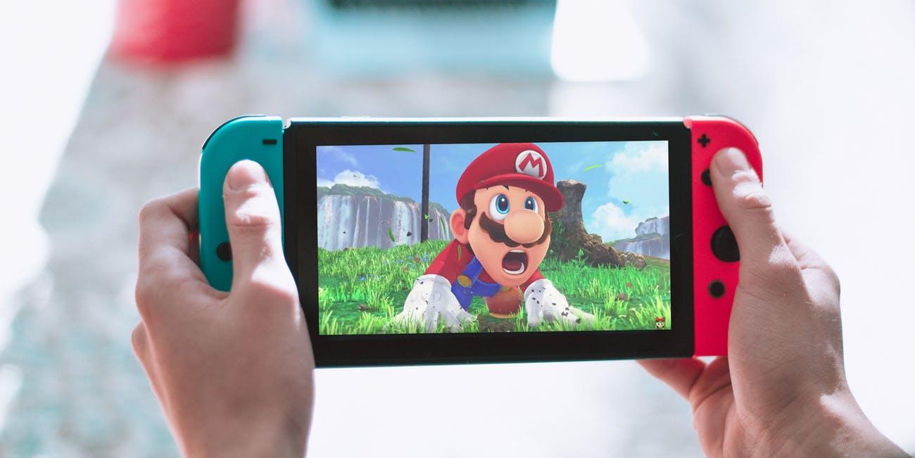 Současné Nintendo Switch nahradí nový model