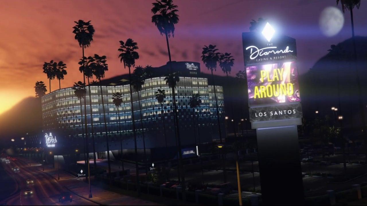 Diamond Casino & Resort rozšířilo GTA Online, avšak v ČR je Casino nedostupné