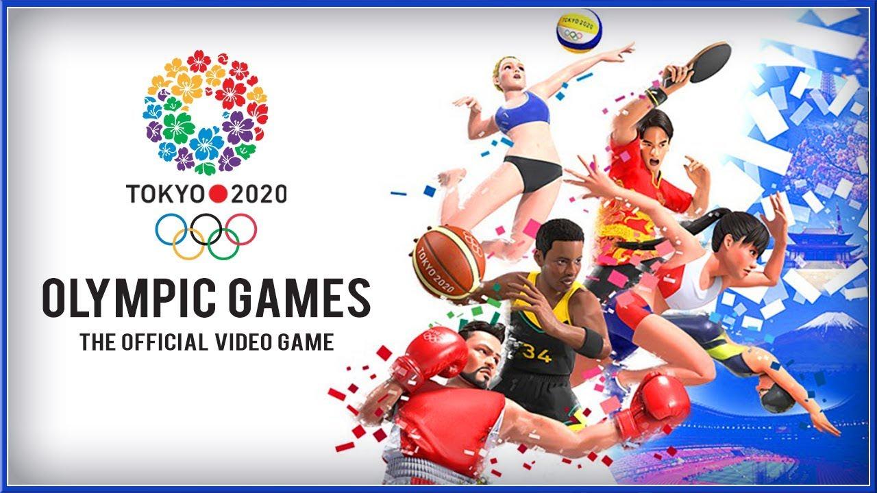 Olympic Games Tokyo 2020: The Official Videogame v gameplay záběrech