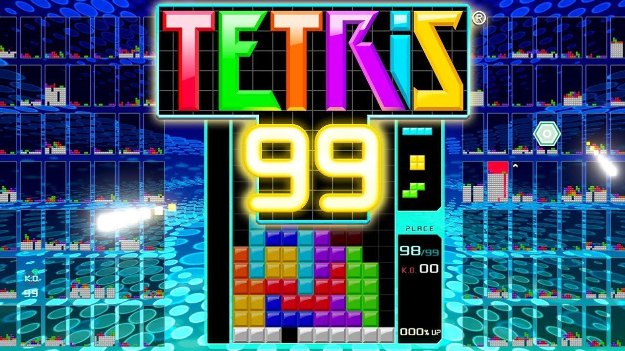 Tetris 99 vyjde krabicově s veškerými DLC