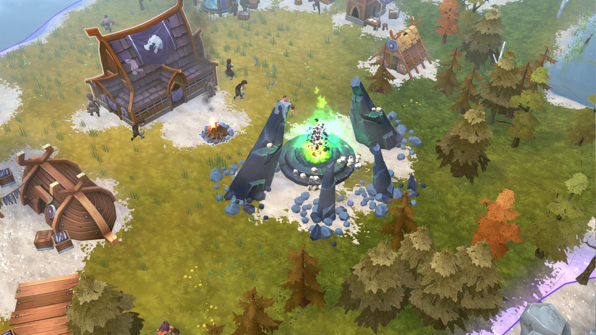 Strategie Northgard vyjde na konzole v září
