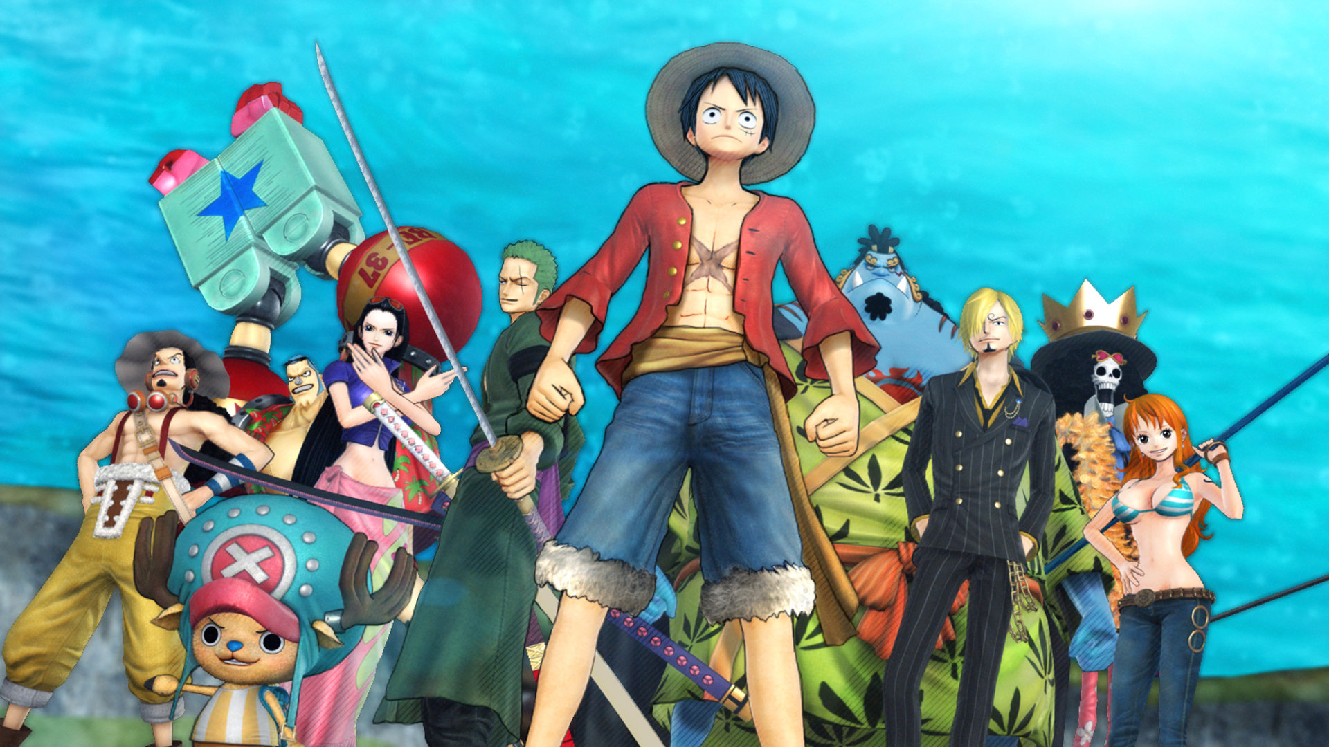 Oznámen One Piece: Pirate Warriors 4
