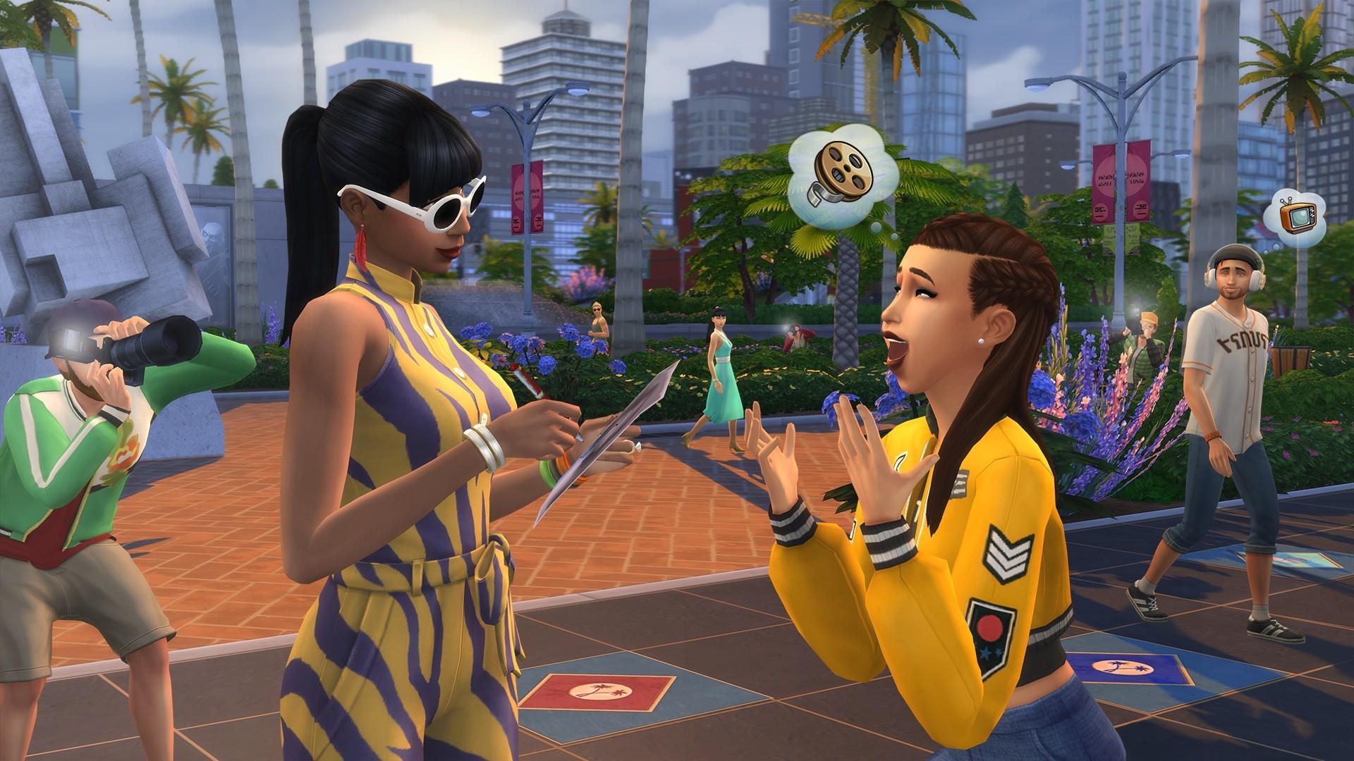 Nový update pro The Sims 4 přidává spoustu obsahu