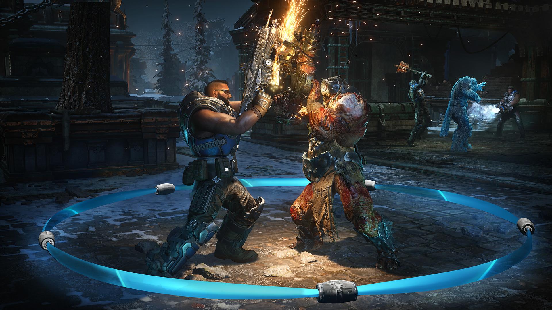 Gears 5 dostanou v polovině července multiplayerový test