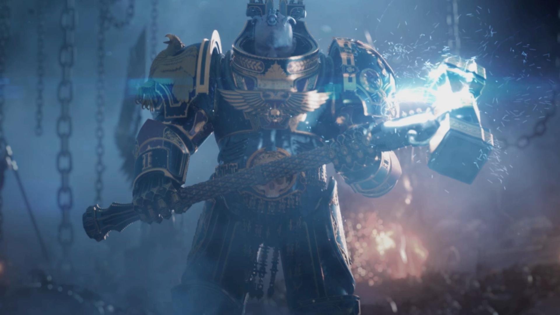 Chystá se seriálová adaptace Warhammer 40.000